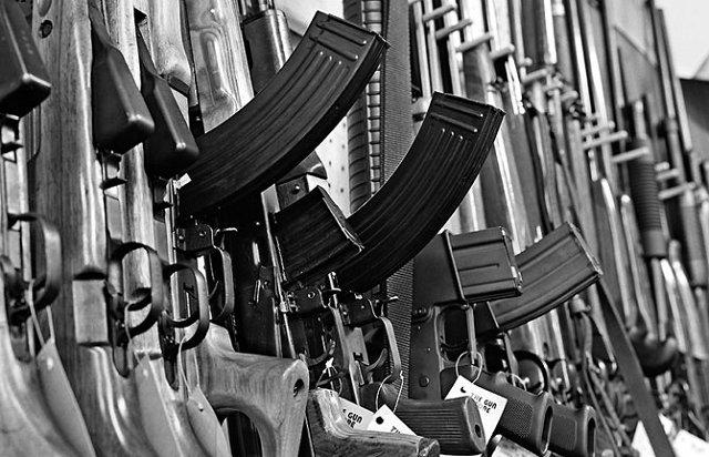 Из Украины в Беларусь увеличились поставки нелегального оружия, - МВД РБ - Цензор.НЕТ 2232