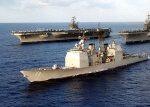 Тикондерога крейсер википедия – Ракетные крейсера типа «Тикондерога» — Википедия. Что такое Ракетные крейсера типа «Тикондерога»
