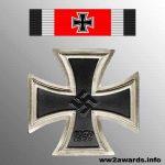 Железный крест фашистский – Железный крест ✯ награда Рейха