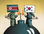 Корея северная и южная конфликт – — .Ru