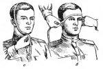 Маска противогаз – Фильтрующий противогаз. Подбор шлем-маски (маски), проверка исправности, сборка и укладка противогаза