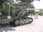 Бр 2 152 мм пушка образца 1935 года – definition of 152-мм пушка образца 1935 года (Бр-2) and synonyms of 152-мм пушка образца 1935 года (Бр-2) (Russian)