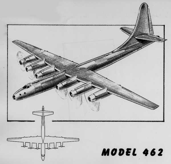 Характеристики бомбардировщик б 52