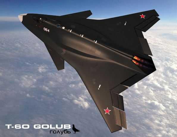 Новый российский истребитель – Истребитель пятого поколения — Википедия
