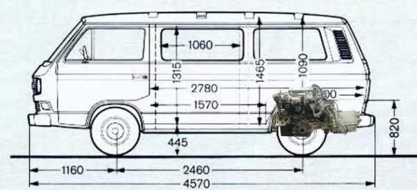 Транспортер грузопассажирский размеры авито киров фольксваген транспортер